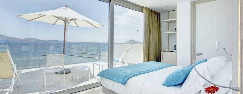 Hoteles s lo para adultos en costa blanca for Hoteles junto al mar