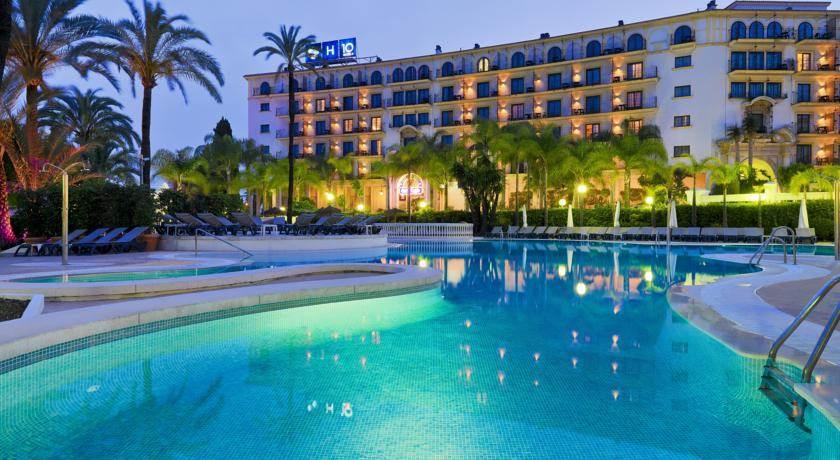 Hoteles para adultos en marbella malaga andalucia for Hoteles con piscina climatizada en andalucia