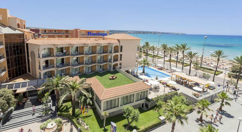 Hotel Flamingo Adults Only en Mallorca
