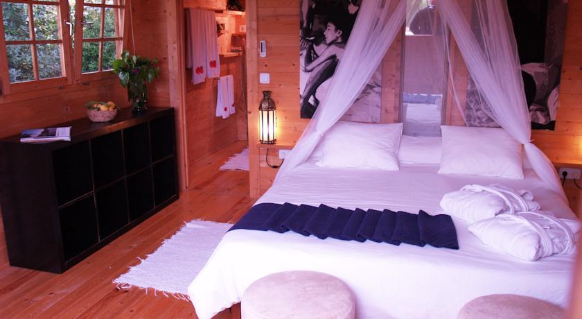habitación para parejas de leMarquis en Ibiza