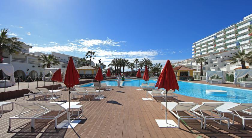 Hotel sólo para adultos Ibiza Beach