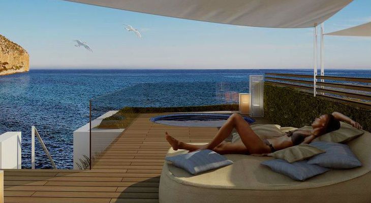Melbeach Hotel Adults Only en Mallorca