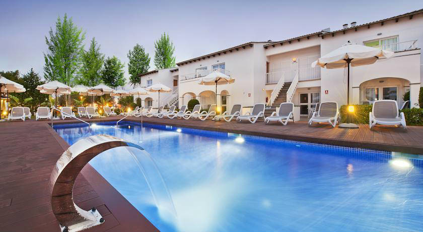 Piscina del Hotel Serenity by Sea de Mallorca Adults Only