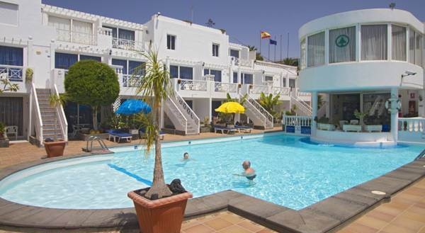 piscina del San Francisco Adults Only en Lanzarote