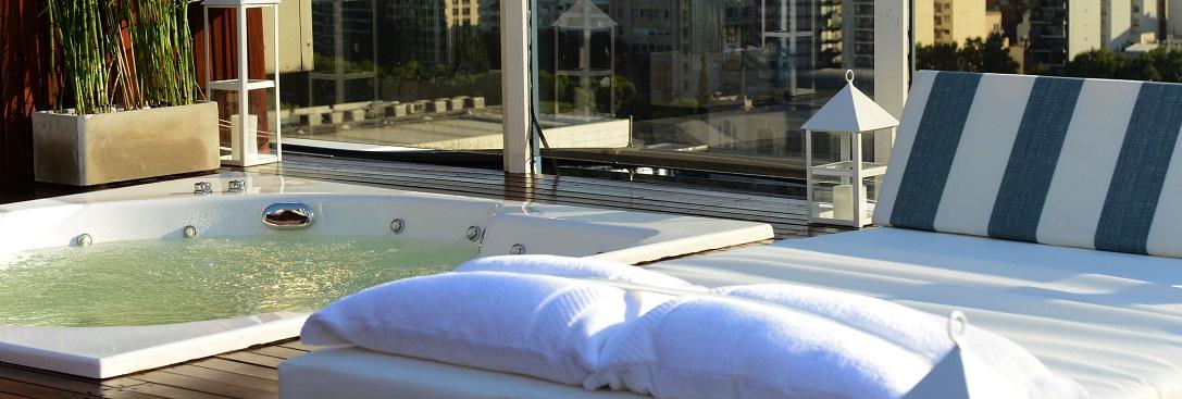 Los mejores hoteles con jacuzzi en la habitacion - Habitacion con jacuzzi zaragoza ...