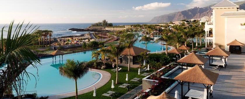 Hoteles con vistas al mar en espa a for Hoteles junto al mar