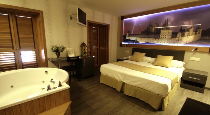 Hoteles con jacuzzi privado en la habitacion en madrid - Hoteles con cocina en madrid ...