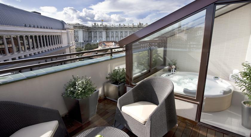 Hoteles con jacuzzi privado en la habitacion en madrid - Jacuzzi para terraza ...