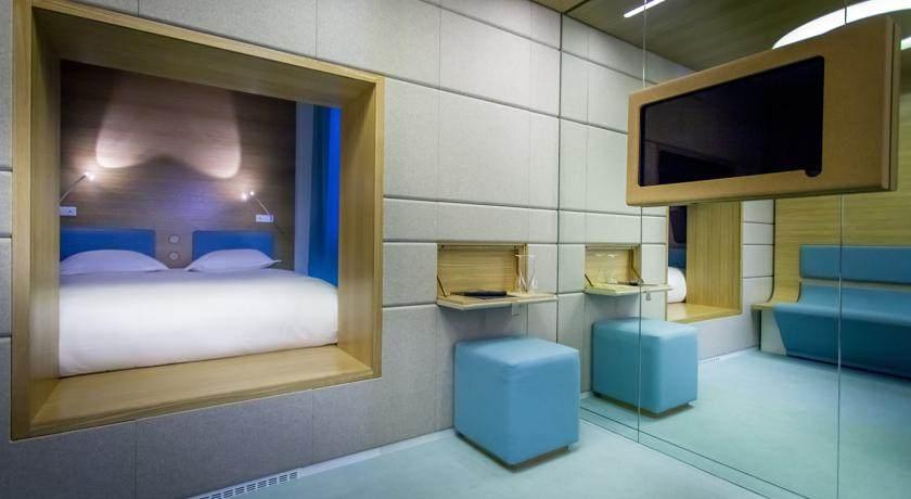 Hoteles para parejas en par s for Hoteles originales cataluna