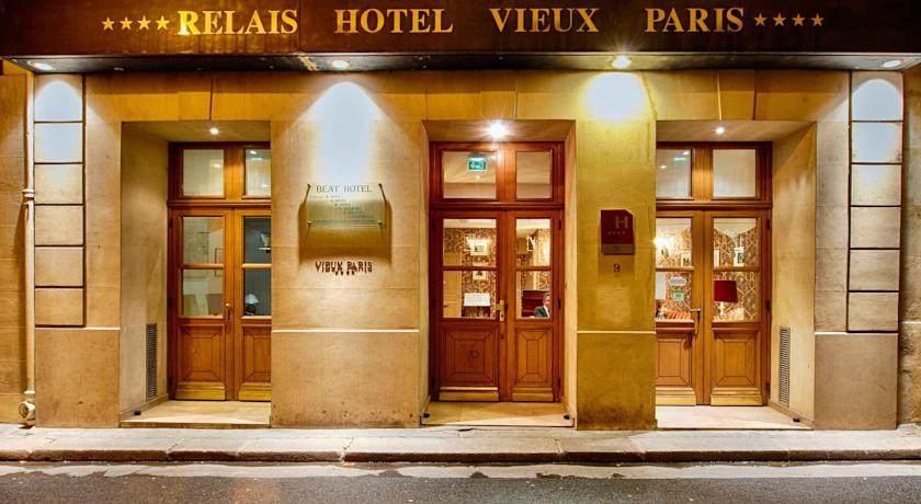 Relais h tel du vieux paris hoteles para parejas en paris for Hoteles para parejas