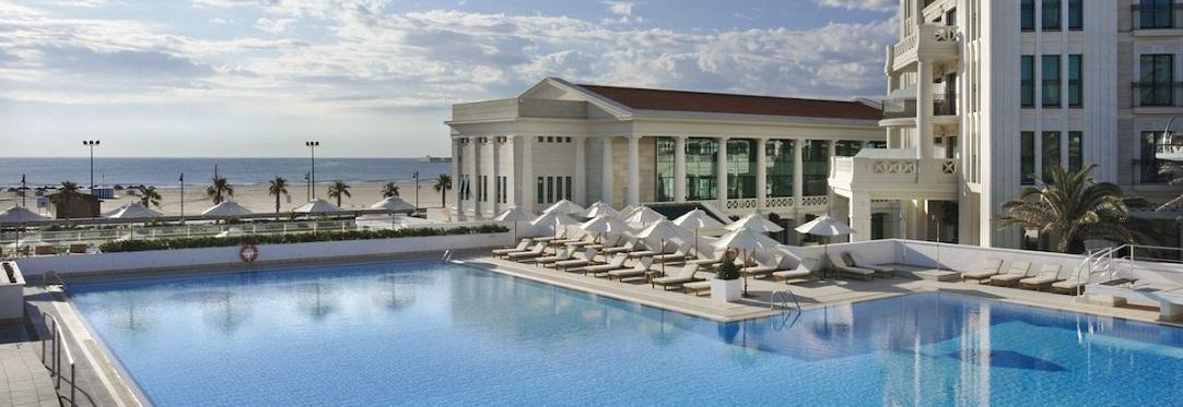 Hoteles para parejas en la comunidad valenciana for Hoteles en valencia con piscina