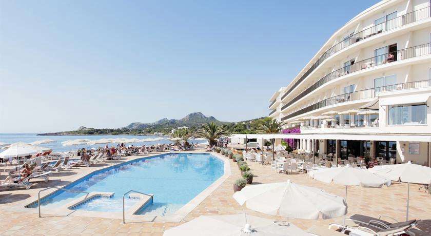 Los 15 mejores hoteles con vistas al mar en mallorca for Hoteles en mallorca con piscina climatizada