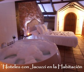 hotel con jacuzzi en malaga: